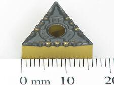 10 Sandvik CNC Lathe Carbide Turning Inserts TNMG 160404-PF - Grade 4215