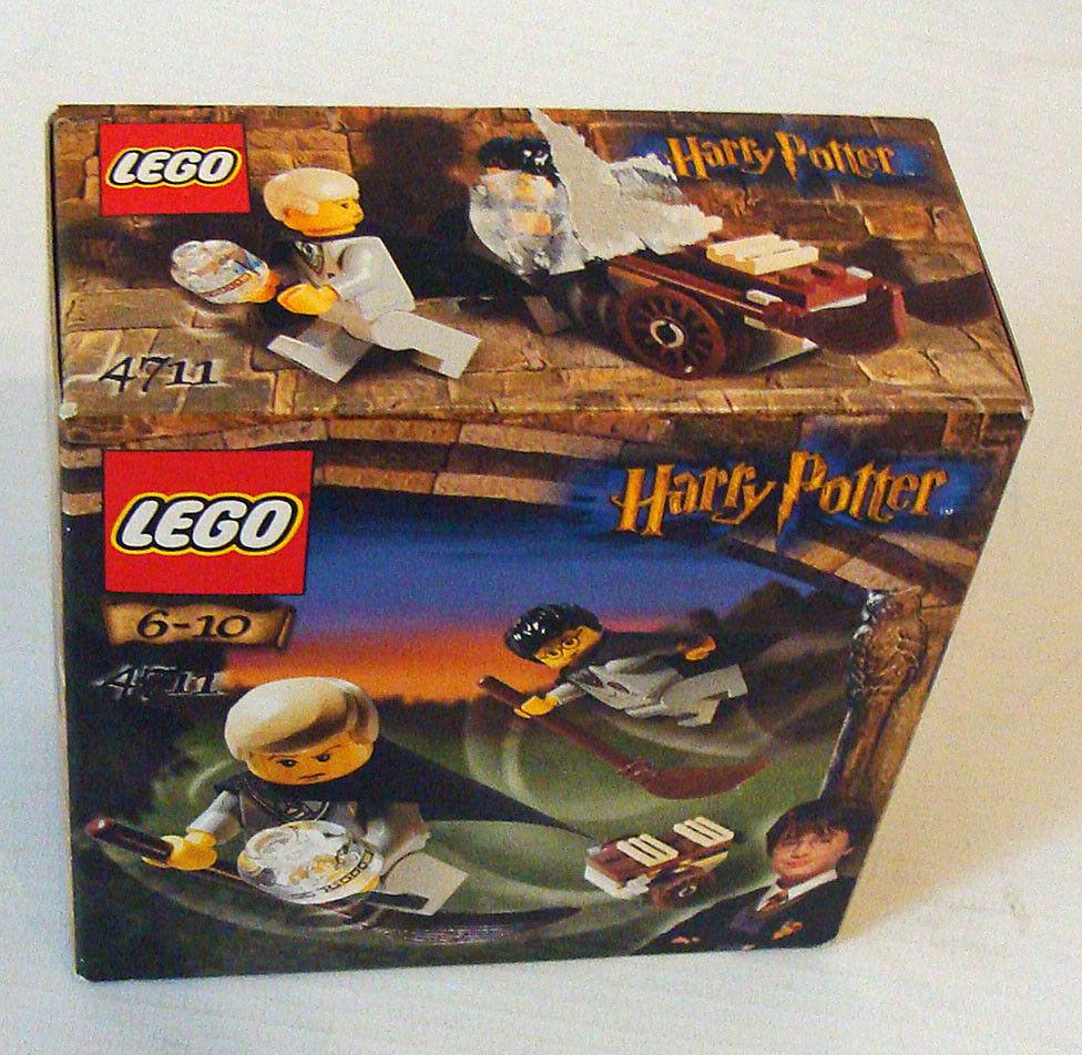 Lego® Harry Potter 4711 - Flugstunde 22 Teile 6-10 Jahren - Neu