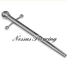 extra large princes wand 160mm length piercing urethral sound stretching PA