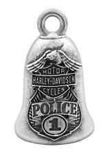 HARLEY DAVIDSON Bar & Shield Eagle Police Ride Bell