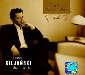 KRZYSZTOF-KILJANSKI-034-IN-THE-ROOM-034-SPECIAL-EDITION-CD-sealed