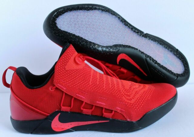1f356c908103 Nike Kobe A.d. NXT Basketball Shoes Mens 14 Red Crimson 882049 600 ...