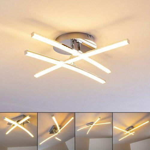 verstellbare LED Decken Leuchte Flur Dielen Lampe Wohn Schlaf Zimmer Beleuchtung