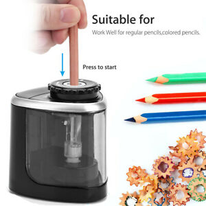 Automatic Electric Pencil Sharpener For