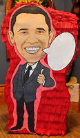 Piñata Barack Obama Pinata Perfect Birthday Gift Write Your Own Message