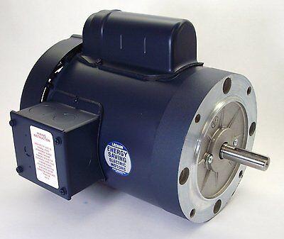 121569 1 Hp Leeson Farm Duty Electric Motor 1725 RPM 115//208-230V 143T 121569