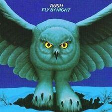 "RUSH ""FLY BY NIGHT"" CD ----8 TRACKS---- NEU"