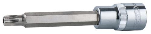 "TB55 KS Tools 1//2/"" CHROMEplus Bit-Stecknuss TX mit Stirnlochbohrung,lang"