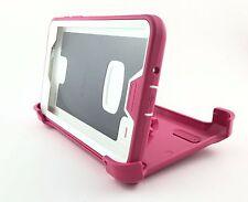 New OtterBox Case for Samsung Tab 4 7.0 + Holster \'Defender Series\' - Papaya