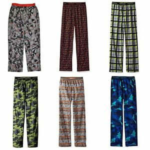 official shop performance sportswear get online Details about Calvin Klein Boys Pajama Pants Lounge Sleep Pajamas XS 5 6 or  S 7 8, New