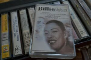 BILLY-HOLIDAY-THE-VERY-BEST-OF-CASSETTE-TAPE
