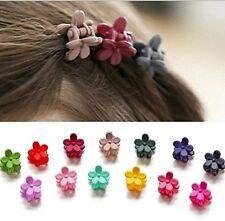 30 Pack IFfree bangs mini hair claw clip hair pin for little girls Random