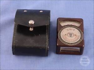 Le-Materiel-Telephonique-LMT-Brown-Bakelite-Light-Meter-9779