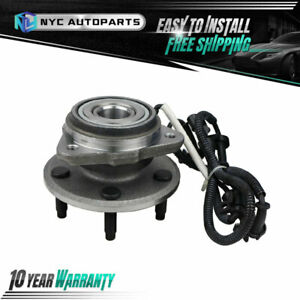 Front-Wheel-Hub-Bearing-Assembly-Fits-4WD-2000-2001-2002-Ford-Ranger-B4000-w-ABS