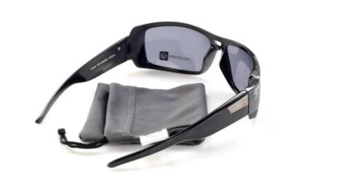 sunglasses Black//Grey NOUVEAU! Filtrats canapé Lunettes de soleil polarized