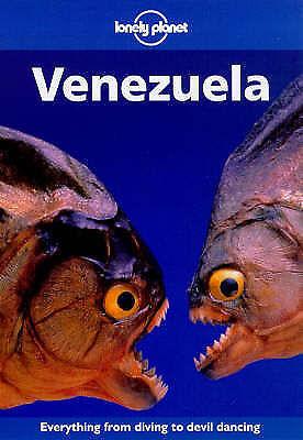 1 of 1 - Good, Venezuela (Lonely Planet Country Guides), Dydynski, Krzysztof, Book
