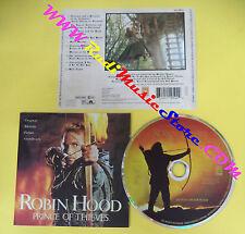 CD SOUNDTRACK Michael Kamen Robin Hood:Prince Of Thieves no lp mc dvd vhs(OST3*)
