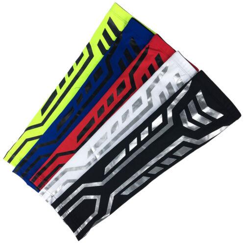 Sports Elastic Arm Sleeve Basketball Movement Protection Arm Protective Gear