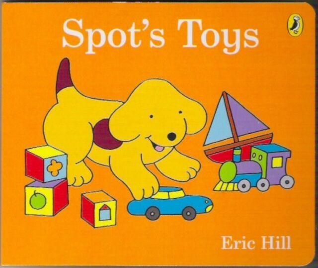 Lots of Spots (Classic Board Books)
