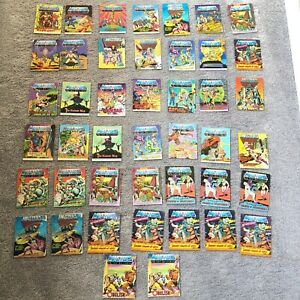 Mattel He-Man and the Masters of the Universe MINI COMICS lot if 45 vintage new