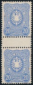 DR-1885-MiNr-42-I-ba-ZS-postfrisch-Fotobefund-Jaeschke-Lantelme-Mi-500