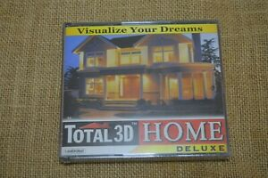 Total 3D Home Deluxe 4.0  Remodeling & Decorating Software