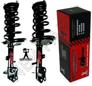 For Toyota Highlander 2004-2007 Front /& Rear Struts w// Coil Springs FCS Kit