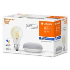 Google Home Chalk Mini SMART+ E27 Filament STARTER KIT SMART HOME LEDVANCE