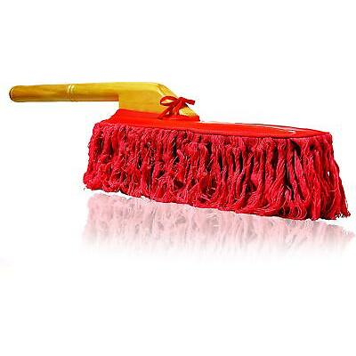 California Duster 62442 Standard Car Duster with Wooden Handle