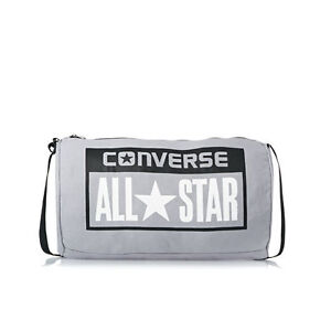 Image is loading Converse-Legacy-Duffel-Bag-Grey 2b0624fa03bc1