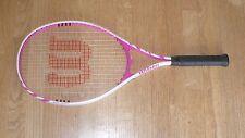 "Wilson Triumph V-Matrix OS Tennis Racket - 4 1/4"" L2"
