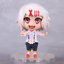 Tokyo Ghoul Figure 10cm Q Version Juzo Suzuya REI Cosplay PVC Action Figure