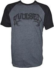 AVULSED - Charcoal/Black T-shirt - Black Logo - T-Shirt XL / Extra-Large 163301