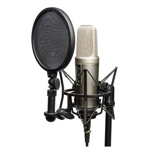 Rode NT2-A Multi-Pattern Dual 1'' Condenser Microphone [GEN RODE WARR]