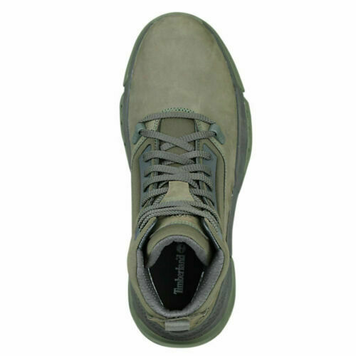 Panda Soberano gradualmente  TIMBERLAND MENS LIMITED EDITION CITYFORCE RAIDER GREEN SNEAKER BOOTS SHOES  A1Z5H for sale online