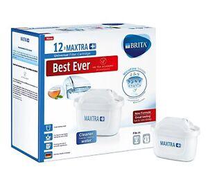 Brita Maxtra + Plus Filter Cartridge - 12 Pack