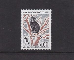 Monaco 1975 80c Cat up tree Mint Never Hung SG1216 - <span itemprop='availableAtOrFrom'>Dartford, Kent, United Kingdom</span> - Monaco 1975 80c Cat up tree Mint Never Hung SG1216 - Dartford, Kent, United Kingdom