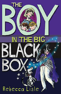 """1 of 1 - """"AS NEW"""" The Boy in the Big Black Box (Joe, Laurie and Theo books), Lisle, Rebec"""