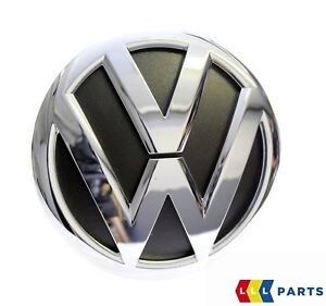 NEW-GENUINE-VW-GOLF-PLUS-05-14-REAR-TRUNK-CENTER-LOGO-BADGE-EMBLEM-5M0853630D