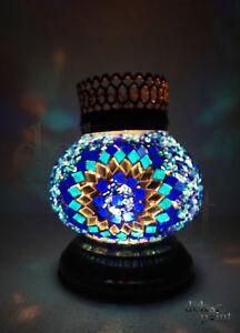 orientalische t rkische handgefertigte mosaik lampe glas