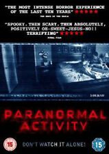 Paranormal Activity 1 DVD Katie Featherston