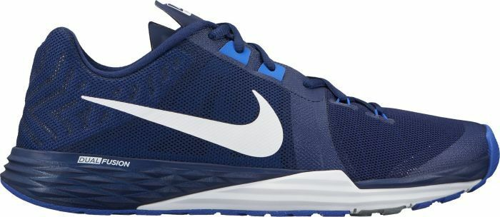NIKE TRAIN PRIME IRON DF MEN'S BLUE/WHITE TRAINING SHOES,