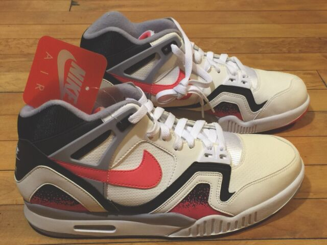 Nike Air Tech Challenge II QS Size 11 Hot Lava Andre Agassi Retro 643089 160