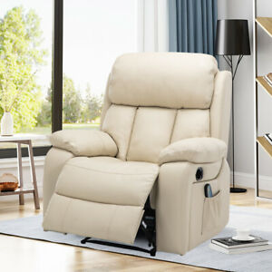 Multi Function Leather Electric Massage Chair Recliner