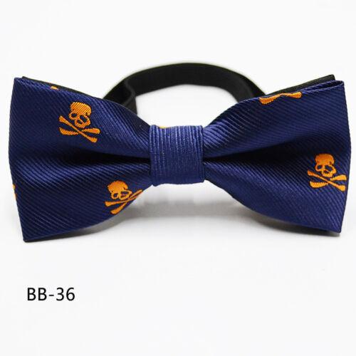 Child Boys Kid Bow Tie Necktie Suits Accessories Formal Wedding Party Bowtie