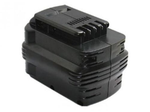 24V 2000mAh Batterie pour Dewalt Dc Séries DE0240 DE0242 DE0243-XJ DW0241