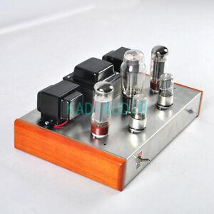 1set EL34B Single Ended Chassis Audio Tube Amplifier DIY ...