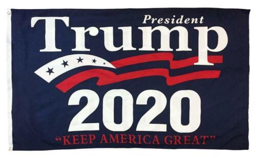 "President Trump 2020 Campaign 3x5 Flag /""Keep America Great/"" HIGH QUALITY!!!"