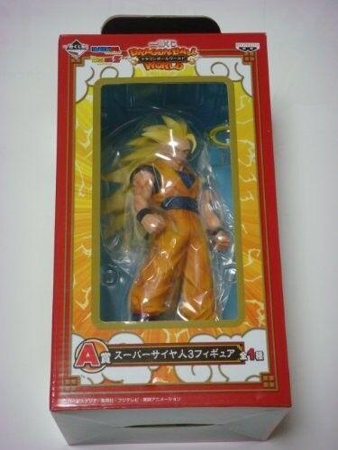 Dragon Ball World Son Goku Goku Goku Super Saiyan 3 figure (japan import) 874a74