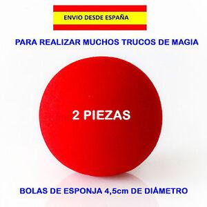 MAGIA-TRUCO-ILUSIONISMO-PELOTAS-MAGICAS-VER-VIDEO-EN-LA-DESCRIPC-oN
